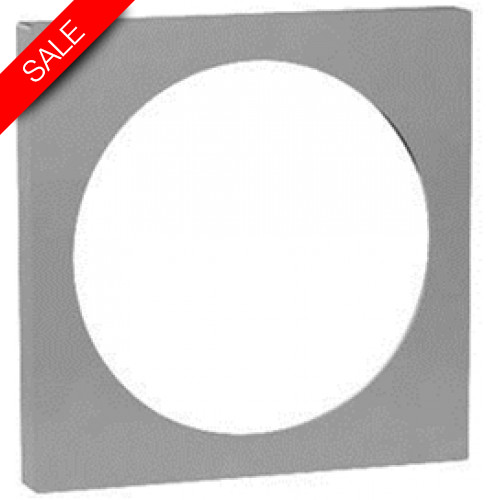 Keuco - Extension Rosette Square 150mm, Height 15mm
