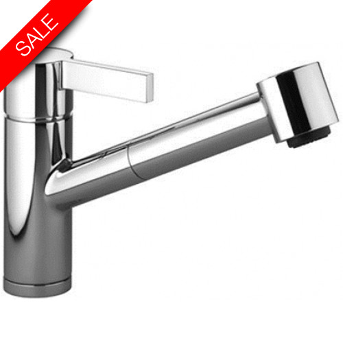 Dornbracht - Kitchens - Eno Single-Lever Mixer Pull Out 225mm Projection
