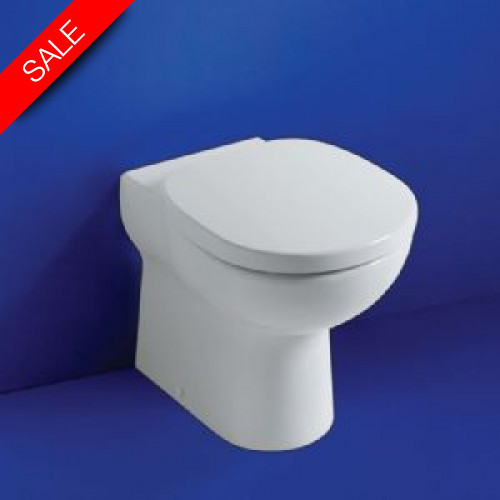 Ideal Standard - Studio (New) Back To Wall WC Pan