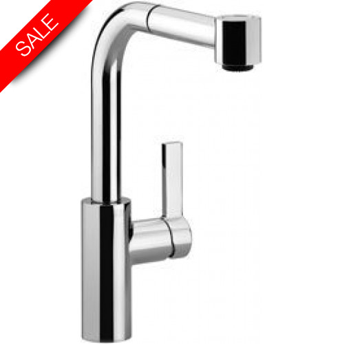 Dornbracht - Kitchens - Elio Single-Lever Mixer Pull Out 235mm Projection