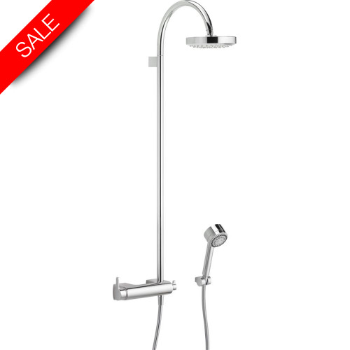 Keuco - Elegance Single Lever Shower Mixer With Head Shower