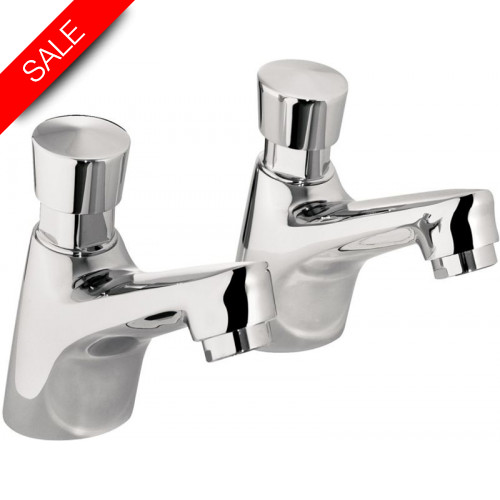 Just Taps - Non Concussive Basin Taps