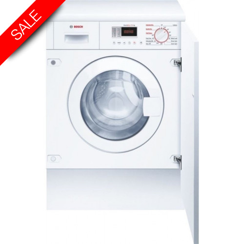 Boschs - Serie 4 Front Loading Washer Dryer 7kg/4kg 1400rpm