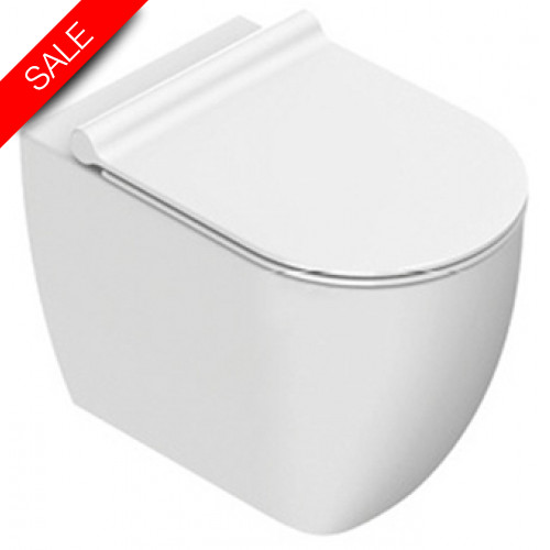 Catalano - Sfera 54 Newflush, Back To Wall Pan 54 x 35cm