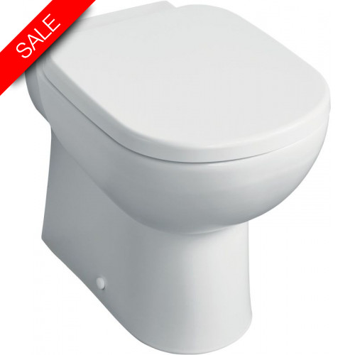 Ideal Standard - Tempo Back To Wall WC Pan