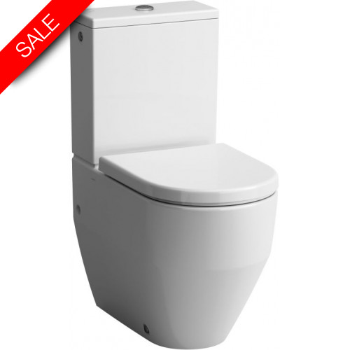 Laufen - Pro Floorstanding WC - Lateral Hole