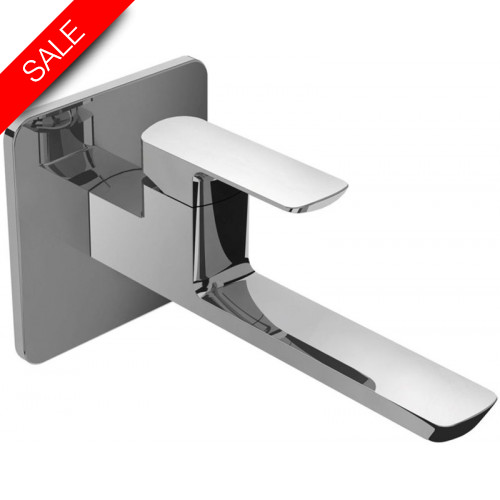 Just Taps - Mis Single Lever Concealed Basin Mixer