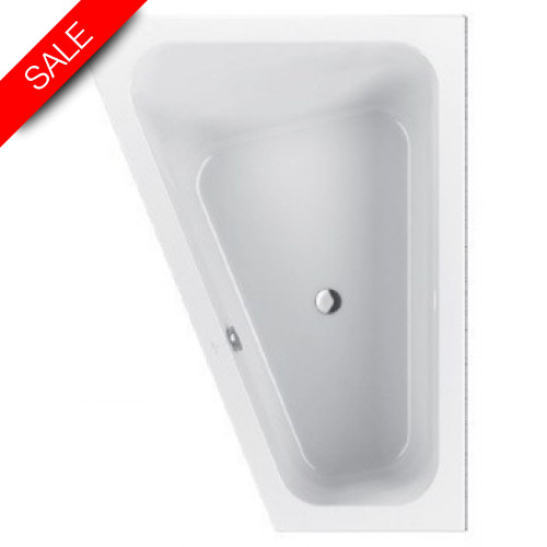 Villeroy & Boch - Loop & Friends Special Shape Corner Bath 1750 x 1350mm LH