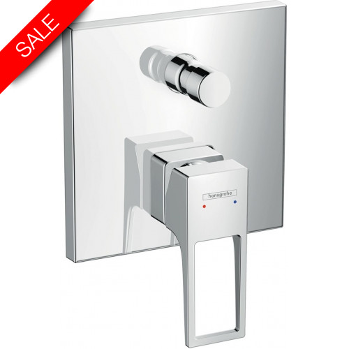 Hansgrohe - Bathrooms - Metropol Single Lever Bath Mixer For Concealed Installation