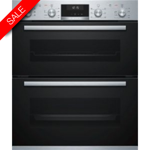 Boschs - Serie 6 Built Under Double Oven