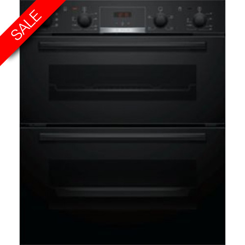 Boschs - Serie 4 Built Under Double Oven