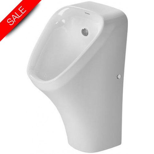 Duravit - Bathrooms - DuraStyle Urinal With Nozzle Concealed Inlet With Fly