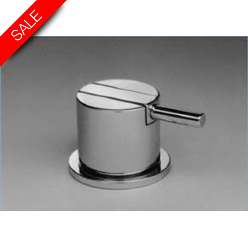 Vola - 1 Handle Table-Mounted Mixer, Standard 25mm