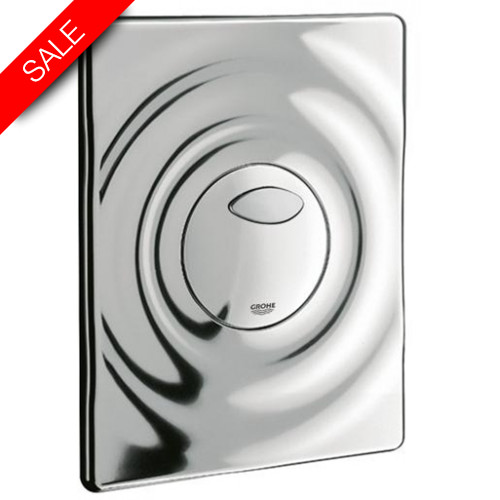 Grohe - Bathrooms - Surf WC Wall Plate
