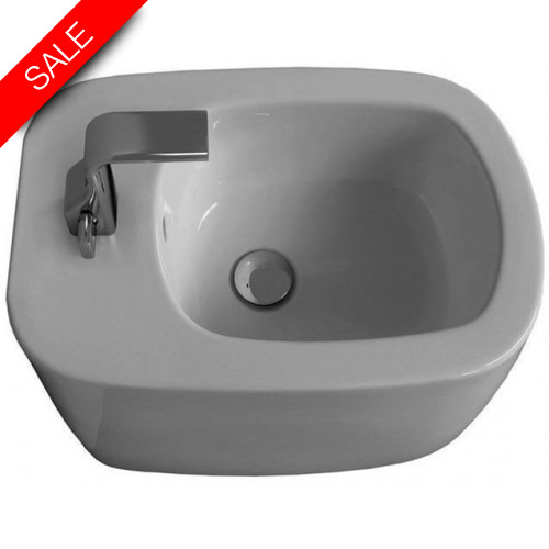 Flaminia - Mono Back To Wall Bidet