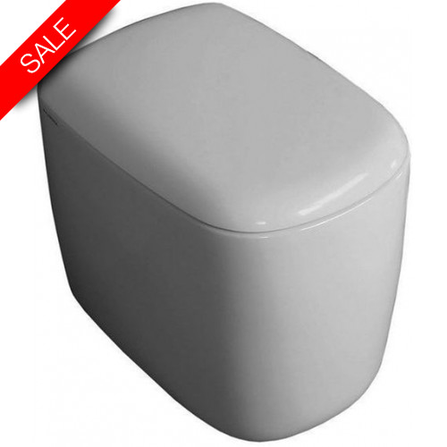Flaminia - Mono Back To Wall Pan