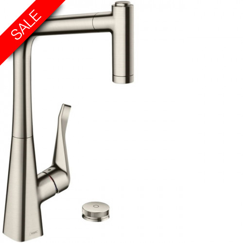 Hansgrohe - Bathrooms - M7120-H320 2-Hole Single Lever Kitchen Mixer 320