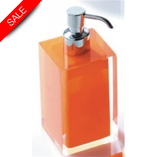 Bathroom Origins - Gedy Rainbow Soap Dispenser