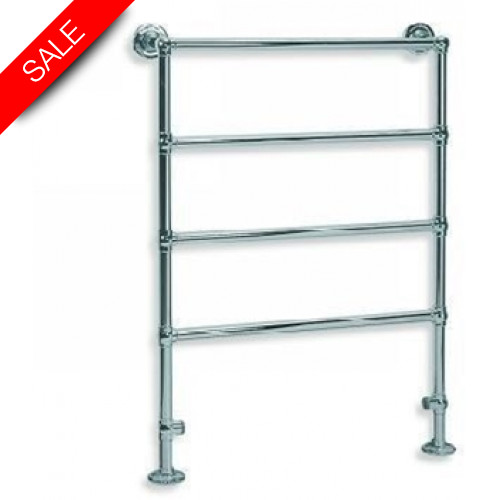 Lefroy Brooks - Classic Towel Rail (953H x 686W) Sealed Electric