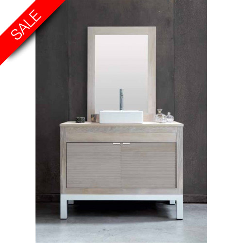Millennium - Free Basin Unit Without Door L120 x P55 x H56cm