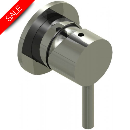 Just Taps - Inox Single Lever Manual Valve