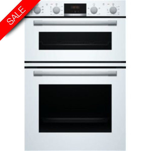 Boschs - Serie 4 Double Oven