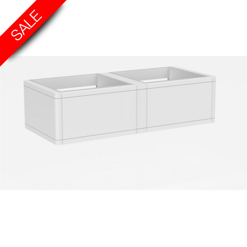 Saneux - Frontier 2-Drawer 60cm Wall Mounted Unit