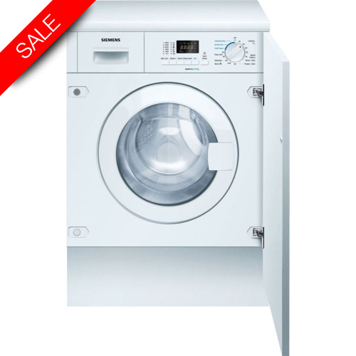 Siemens - iQ300 Front Loading Washer Dryer 7/4kg