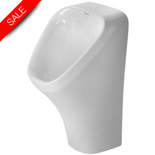Duravit - Bathrooms - DuraStyle Urinal Hori Outl Air Trap Without Fly