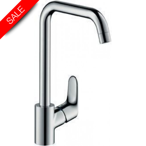 Hansgrohe - Kitchens - Focus LP Kitchen Mixer With Swivel Spout