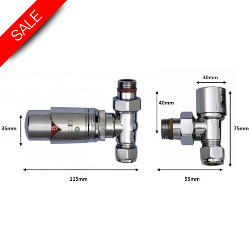 JIS - Mixed Thermostatic Valves - TRV