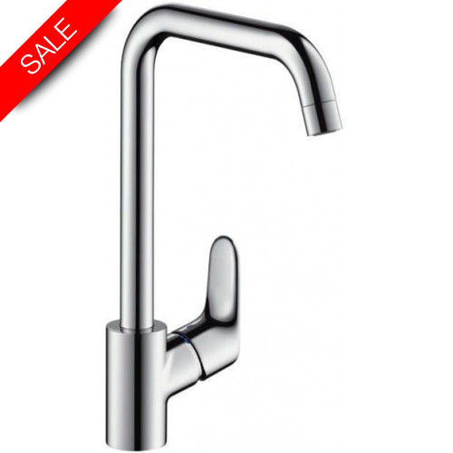 Hansgrohe - Kitchens - Focus Single Lever Kitchen Mixer