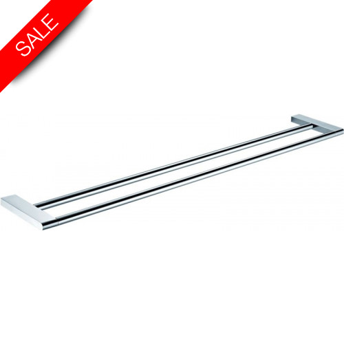 Just Taps - Plus Twin Towel Bar