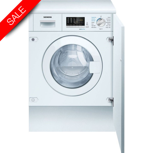 Siemens - iQ500 Front Loading Washer Dryer 7/4kg