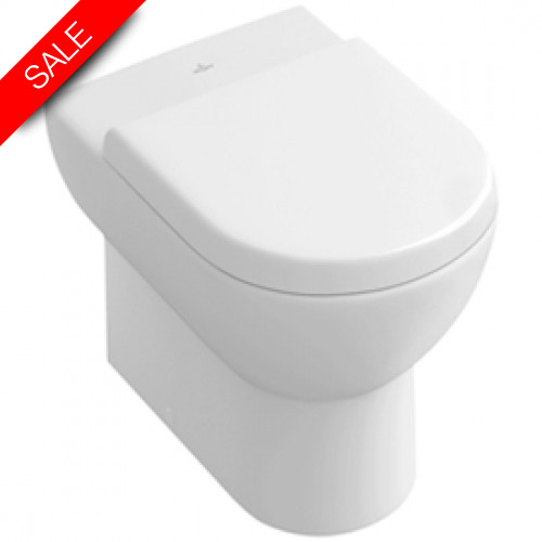 Villeroy & Boch - Back To Wall WC Pan