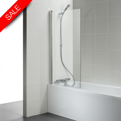Ideal Standard - New Connect Angle Bath Screen