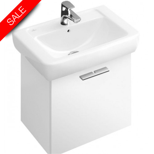 Villeroy & Boch - Wall Hung Unit For 55cm Basin