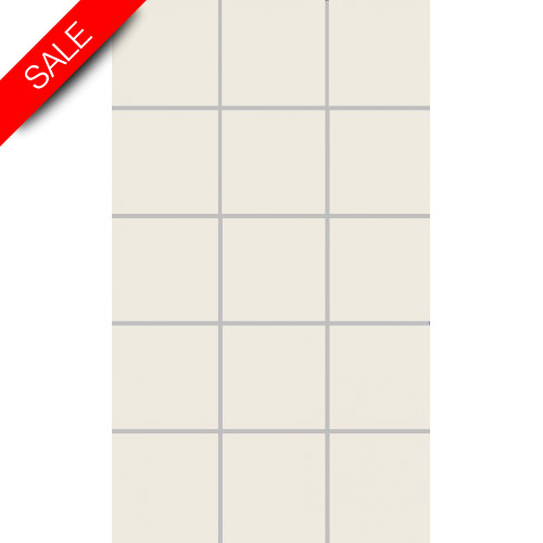 Villeroy & Boch - Unit One Basic Tile 97 x 97mm, Per m²
