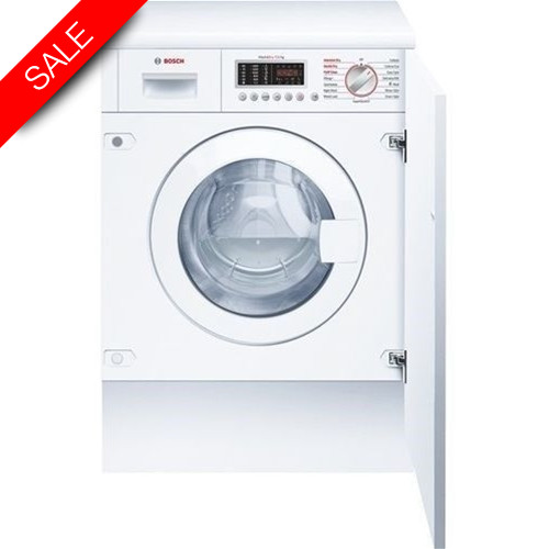 Boschs - Serie 6 Front Loading Washer Dryer 7kg/4kg 1400rpm