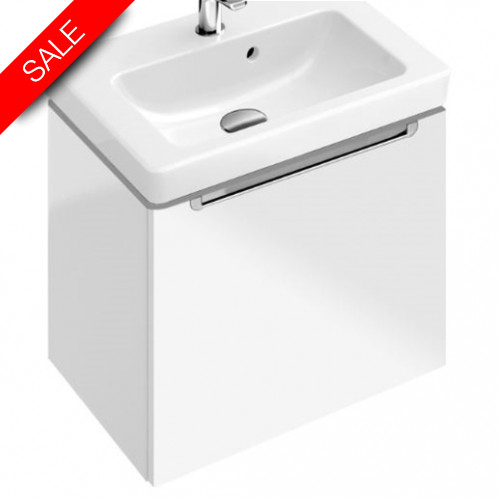 Villeroy & Boch - Wall Hung Unit For 80cm Basin