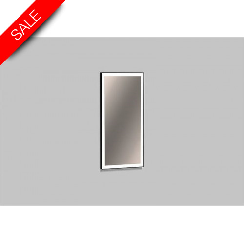 Alape - SP.FR375.S1 Illuminated Mirror 375 x 800mm