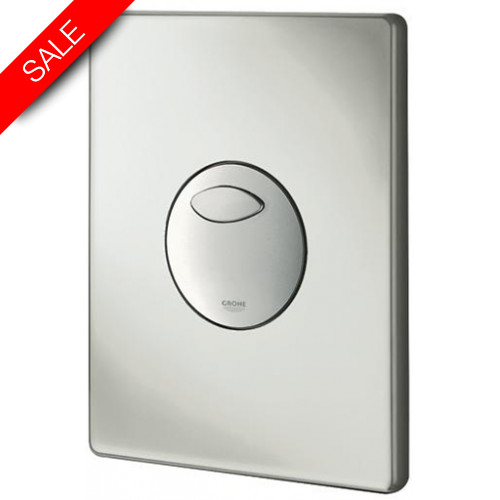 Grohe - Bathrooms - Skate WC Wall Plate