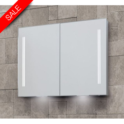 Bathroom Origins - Space II Cabinet Double Door - 1200x700mm