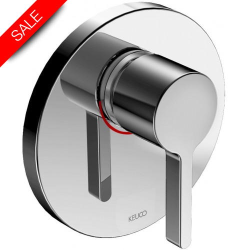 Keuco - Edition 400 Concealed Single Lever Shower Mixer