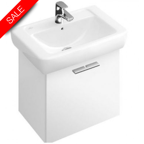 Villeroy & Boch - Wall Hung Unit For 60cm Basin