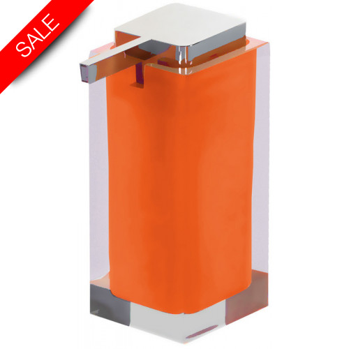 Bathroom Origins - Gedy Rainbow Large Soap Dispenser
