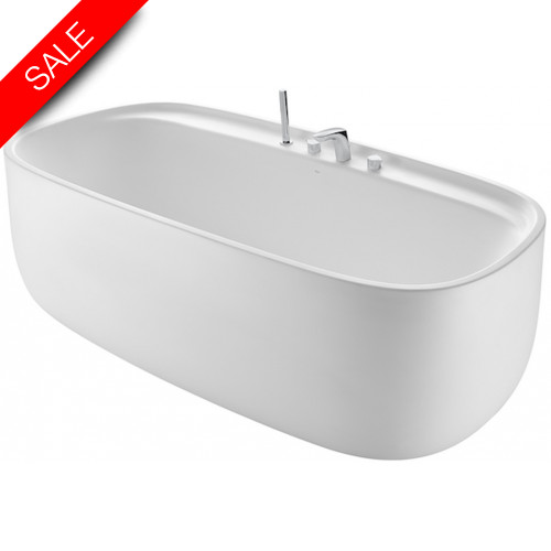 Roca - Beyond Bathtub With Tapholes