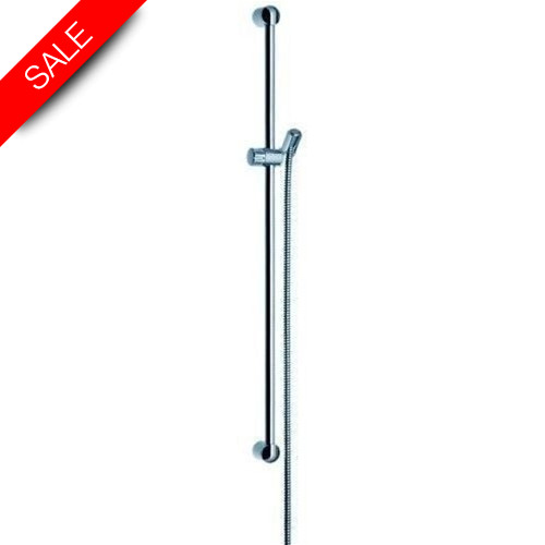 Hansgrohe - Bathrooms - Unica S Shower Bar 0.90m