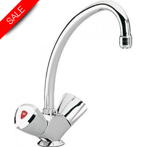 Grohe - Bathrooms - Costa Single-Hole Sink Mixer 1/2''
