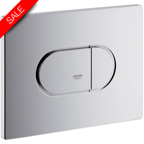 Grohe - Bathrooms - Arena Cosmopolitan WC Wall Plate